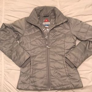 Columbia omniheat thin winter jacket